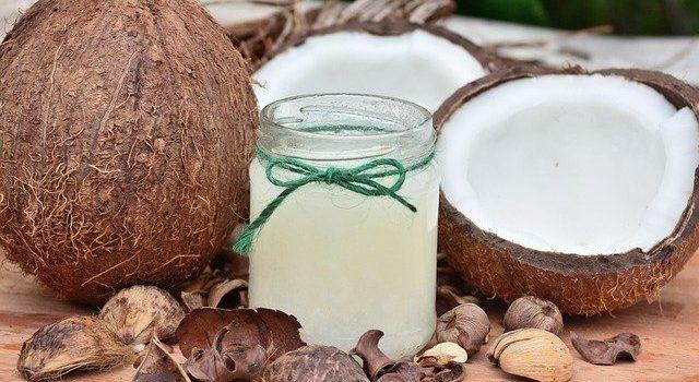 Domácí HA kokosové mléko